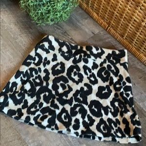 Gap kids Leopard Print Skirt
